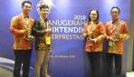 Arsiparis UGM Raih Penghargaan Diktendik Berprestasi