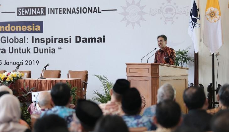 UGM Usulkan NU dan Muhammadiyah Sebagai Kandidat Penerima Nobel Perdamaian