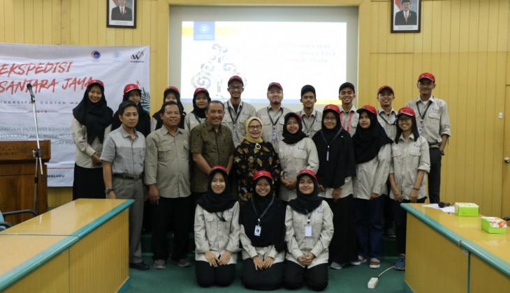 Tim ENJ UGM Dilepas, Lakukan Pengabdian di Tual Maluku