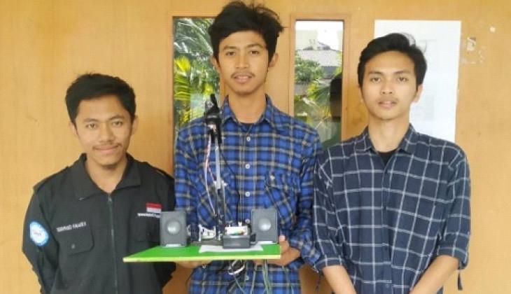 BR-BLIND, Alat Bantu Baca Tunanetra Karya Mahasiswa UGM