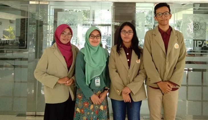 mahasiswa UGM penelitian