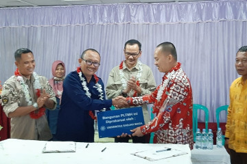 Lewara Isolated Village Now Enjoys Electricity from CaRED UGM