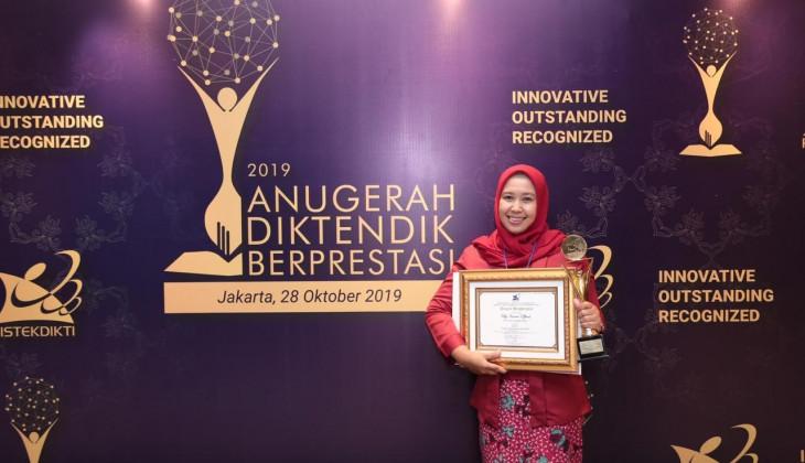 Ully Isnaeni Effendi, Arsiparis UGM Terbaik Nasional 2019