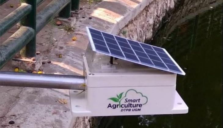 Mahasiswa UGM Kembangkan Teknologi Pemantauan Ketinggian Air Real Time