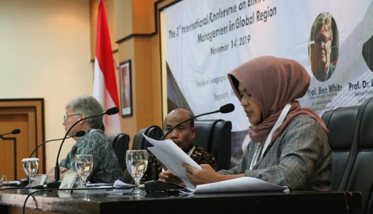 Fakultas Geografi Kembali Mengadakan Konferensi Internasional ICERM
