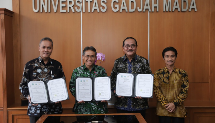 UGM - Foreign Ministry Give Scholarship to Students from Non-Aligned Movement & South South Countries