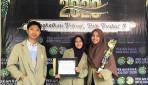 Briket Kotoran Kambing Hantarkan Mahasiswa UGM Juarai LKTI Nasional