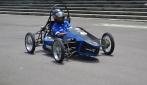 Arjuna UGM Juara Kompetisi Mobil Listrik
