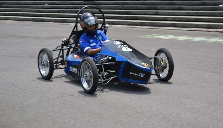 Arjuna Ugm Juara Kompetisi Mobil Listrik Universitas Gadjah Mada