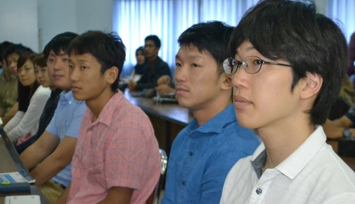 16 Mahasiswa Jepang Ikuti Program Pertukaran Mahasiswa di UGM