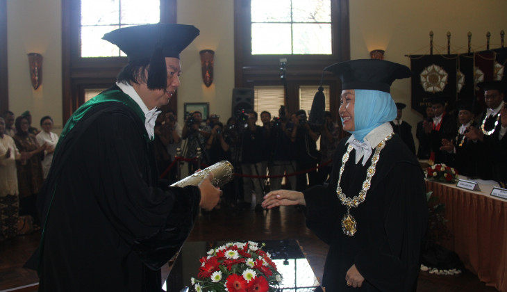 UGM to Confer Honorary Doctorate Degree on Dato' Sri Tahir