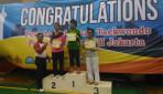 Taekwondo UGM Sabet 7 Medali Piala Gubernur DKI