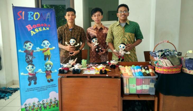Boneka ASEAN, Cara Unik Kenalkan Komunitas ASEAN kepada Anak