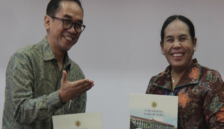 Finance Ministry and UGM Collaborate for Capacity Building