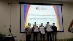 UGM Borong Gelar Juara dalam 19th International Symposium of FSTPT