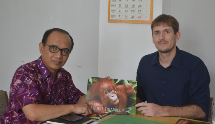 UGM and Frankfurt Zoological Society Establish Cooperation in Wildlife Conservation