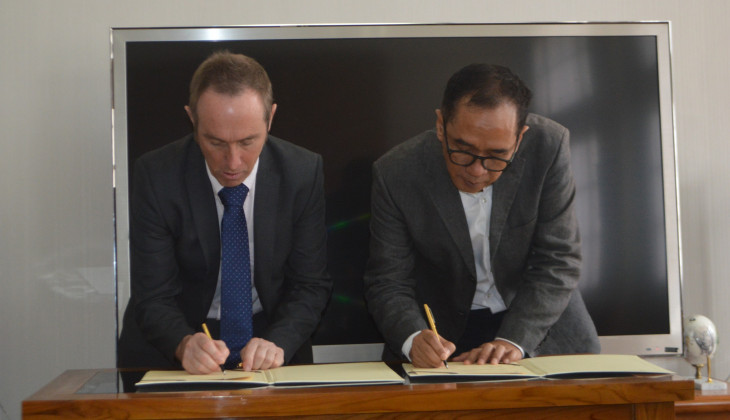 UGM - Nottingham Ningbo China University Establish Cooperation