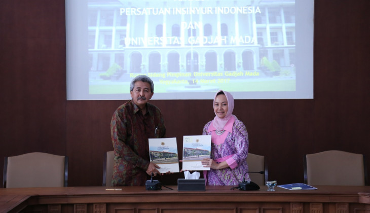 UGM Cooperates with Engineers Association and Timor Tengah Utara Government
