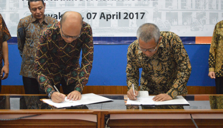FEB UGM and TICMI Cooperate on Capital Market Education