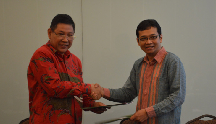 Ministry of Industry and Faculty of Pharmacy UGM Develop Paracetamol Production