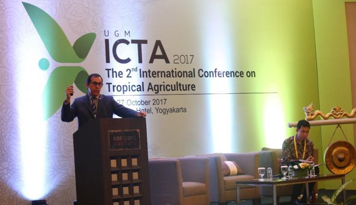 Membahas Pertanian Tropis Terpadu dan Berkelanjutan di ICTA 2017