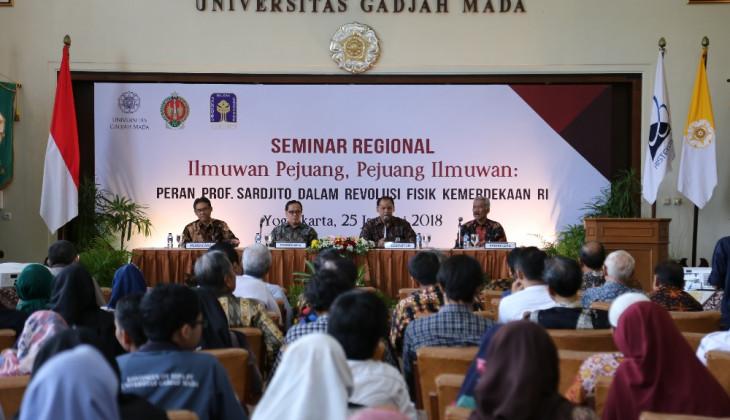 UGM Usulkan Prof. Sardjito Menjadi Pahlawan Nasional