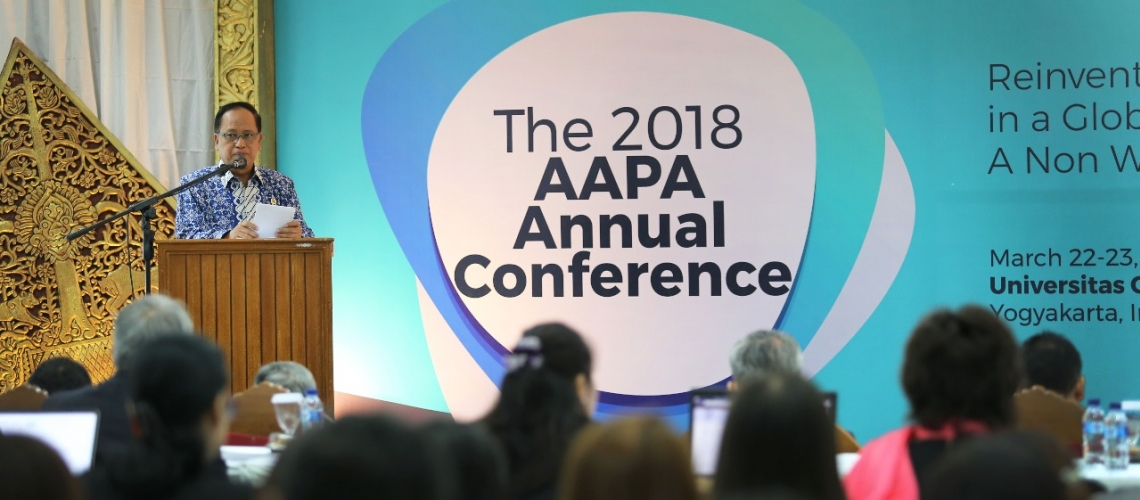The 2018 APPA Annual Conference